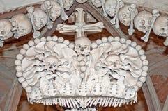Crown of Bones Royalty Free Stock Images