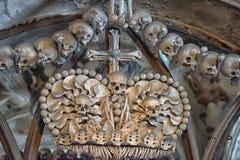 Crown of Bones Stock Images