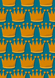 Crown cartoon  Stock Photos