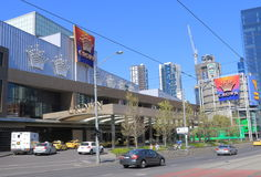Crown casino Melbourne Asutralia Royalty Free Stock Photo