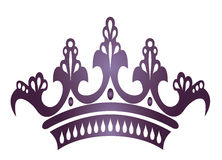 Crown de rey ilustración del vector