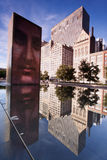 Crown Fountain in Millenium Park Royalty Free Stock Photos