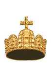 Crown Royalty Free Stock Images