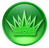 Crown icon. Stock Images