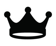 Crown icon Stock Photo