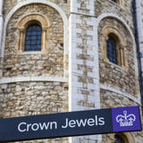 Crown Jewels in London Royalty Free Stock Images