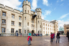 Crown Jewels London Royalty Free Stock Images