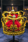 Crown of King Christian V Royalty Free Stock Photo