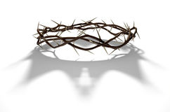Free Crown Of Thorns With Royal Shadow Royalty Free Stock Photo - 81630345