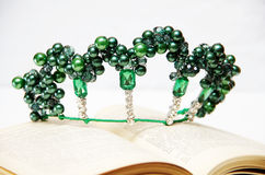 Free Crown Of Wire And Beads. Royalty Free Stock Photos - 90634138