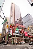 Crown Plaza Hotel on Times Square Stock Images