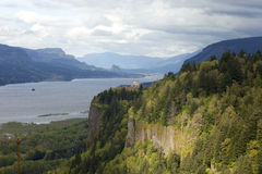 Crown Point, Oregon. Royalty Free Stock Photo