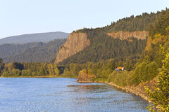Crown Point Oregon. Stock Photography