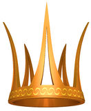 Crown the princess Royalty Free Stock Photo