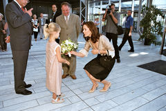 CROWN PRINCESS MARY Royalty Free Stock Image