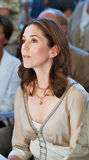 CROWN PRINCESS MARY Royalty Free Stock Photography