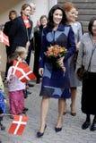 Crown Princess Mary Stock Image
