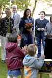 Crown Princess Mary Stock Photography