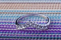 Crown ring Stock Image
