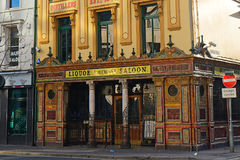 Crown Saloon, Belfast, Northern Ireland Royalty Free Stock Photo