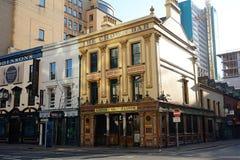 Crown Saloon, Belfast, Northern Ireland Stock Photography