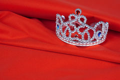 Crown Silver Royalty Free Stock Photo
