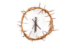 Crown of thorns royalty free stock images