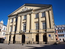 Crown Tribunal, Lublin, Poland Stock Image
