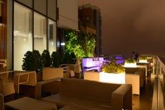 Crowne广场旅馆在HK 免版税库存照片