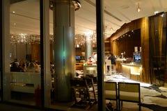 Crowne广场旅馆在HK 库存图片
