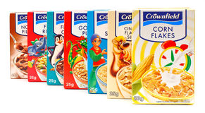 Crownfield cornflakes Stock Images