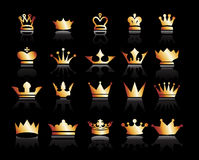 Crowns Stock Photos