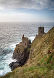 The Crowns at Botallack in Cornwall Stock Image