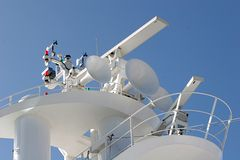 Crows Nest Royalty Free Stock Image