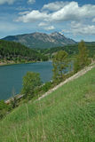 Crowsnest Pass, BC Canada. Royalty Free Stock Photo