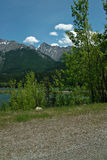 Crowsnest Pass, BC Canada. Stock Images