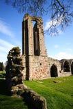 Croxden-Abtei stockfotografie