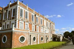 Croxteth Hall in Liverpool. The 15 century historical Croxteth Hall in Liverpool England Royalty Free Stock Photography