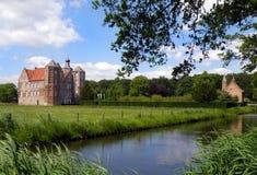 croy Nederländerna för slott Arkivfoto