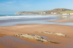 Croyde Devon England UK Stock Photography