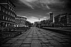 croydon uczelni. Zdjęcie Stock