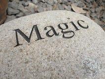 Croyez-vous à la magie ? Photographie stock libre de droits