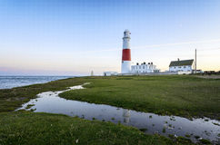 Phare de Portland Bill Images libres de droits