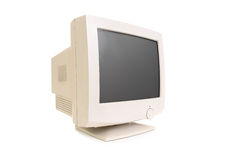 CRT monitor Stock Photography