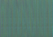 Crt screen close up. Close up detail of rgb cathode ray tube television screen Royalty Free Stock Image