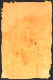 Cru #7 de papier Photographie stock libre de droits