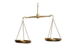 cru d'équilibre Photo stock