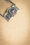 cru de film d'appareil-photo vieux Images libres de droits