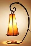 cru de lampe Image stock