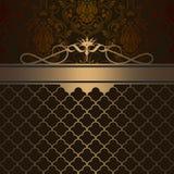 Cru de luxe background illustration libre de droits